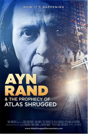 RAND AYN SHRUGGED ATLAS